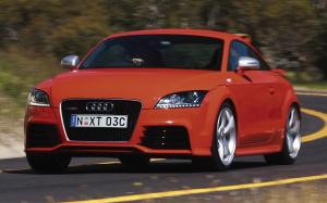 Audi TT RS Coupe 2009 года (AU)
