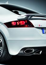 Audi TT RS Coupe 2009 года (WW)