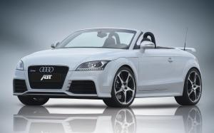 Audi TT RS Roadster by ABT 2009 года