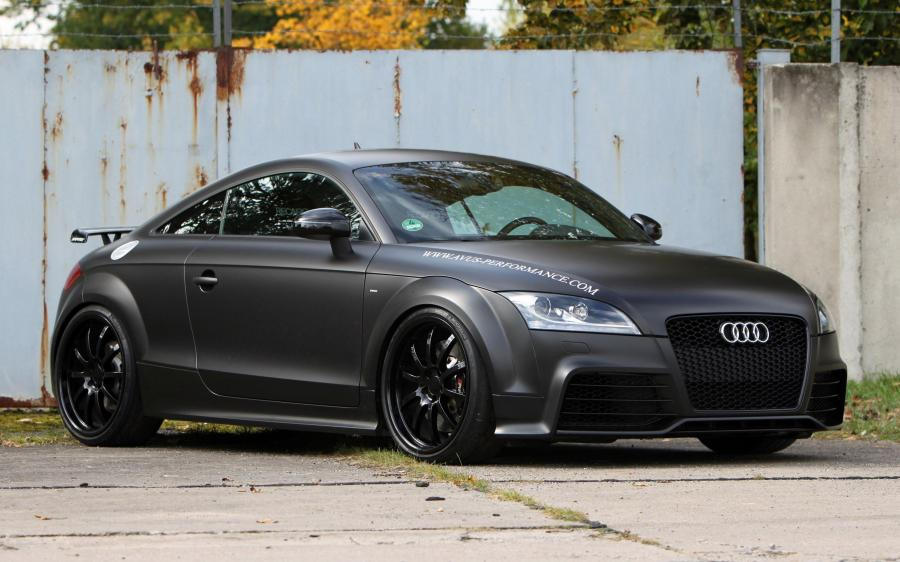 Audi TT RS by Avus Performance (8J) '2009