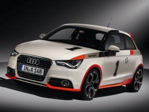 Audi A1 Competition Kit Concept
