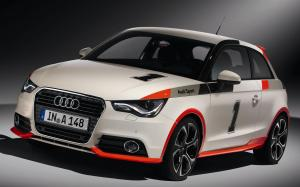 Audi A1 Competition Kit Concept 2010 года