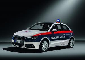 Audi A1 Pickerljager Concept 2010 года