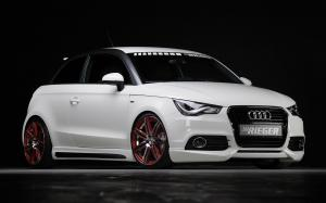 Audi A1 by Rieger 2010 года