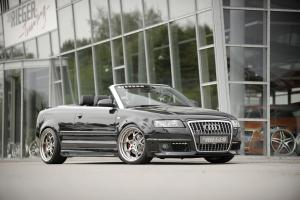 2010 Audi A4 Cabriolet by Rieger