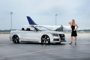 2010 Audi A5 Cabriolet by Rieger