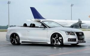 Audi A5 Cabriolet by Rieger 2010 года