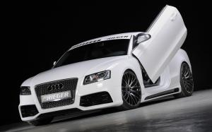 Audi A5 Coupe by Rieger