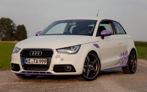 Audi AS1 by ABT 2010 года