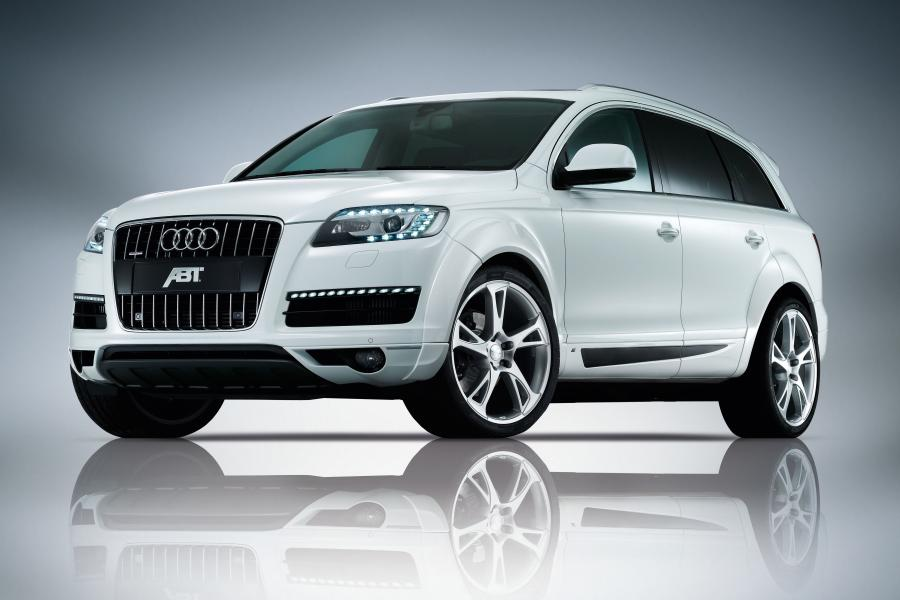 Audi Q7 3.0 TDI Clean Diesel by ABT