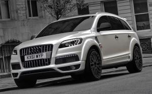 Audi Q7 by Project Kahn 2010 года