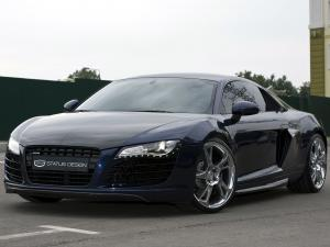 Audi R8 SD Stealth by Status Design 2010 года