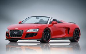 Audi R8 Spyder by ABT 2010 года