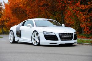 2010 Audi R8 by Rieger