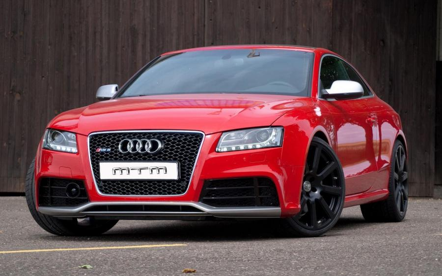 Audi RS5 Coupe by MTM '2010