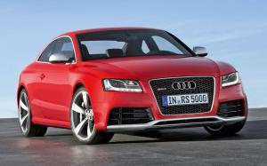 Audi RS5 Coupe 2010 года (WW)