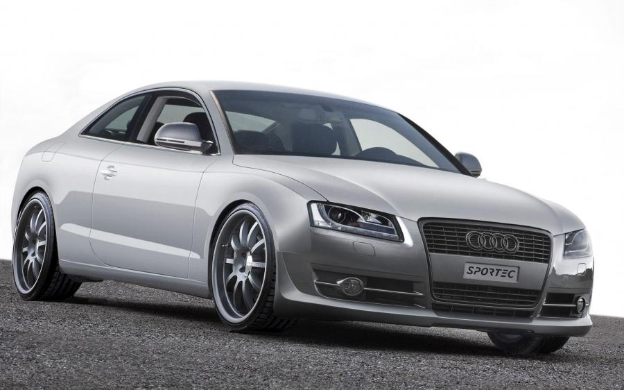 Audi S5 Coupe by Sportec '2010