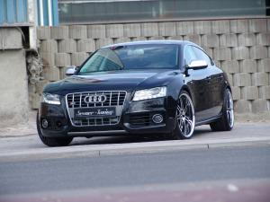 Audi S5 Sportsback by Senner Tuning 2010 года