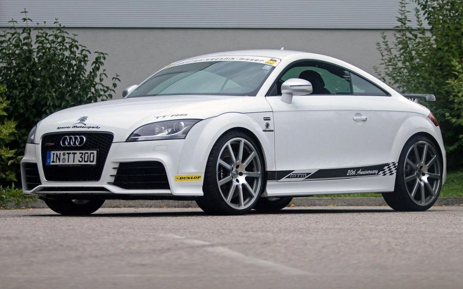 Audi TT RS 20th Anniversary by MTM (8J) '2010