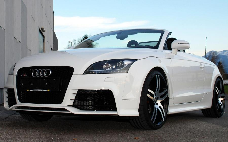 Audi TT RS Roadster by O.CT Tuning '2010