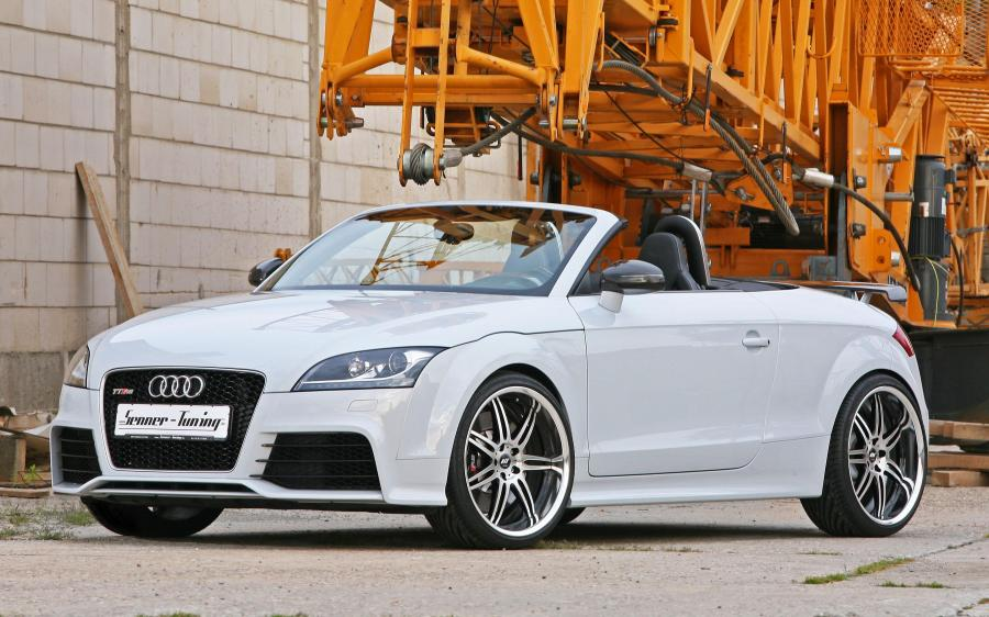 Audi TT RS Roadster by Senner Tuning (8J) '2010
