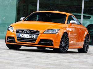 Audi TTS Coupe 2010 года