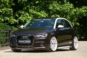 2011 Audi A1 1.4 TFSI S-Tronic by Senner Tuning