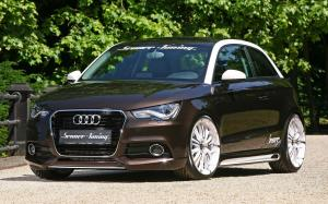 Audi A1 1.4 TFSI S-Tronic by Senner Tuning 2011 года
