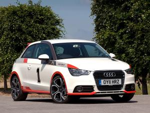 2011 Audi A1 Competition Line