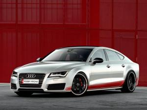 Audi A7 Sportback by Pogea Racing 2011 года