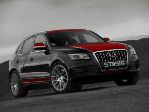 2011 Audi Q5 2.0T Quattro by STaSIS Engineering