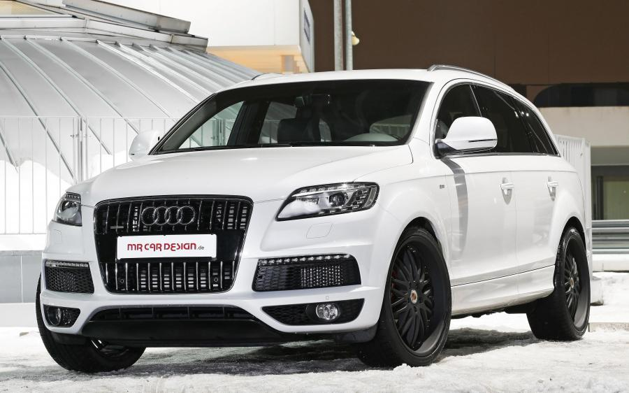 Audi Q7 by MR Car Design (4L) '2011