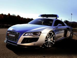 Audi R8 GTR Tune it! Safe! Concept by ABT 2011 года
