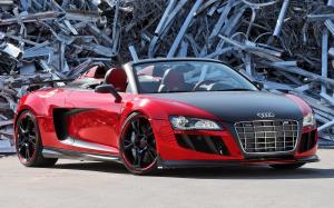 Audi R8 GTS Spyder by ABT 2011 года