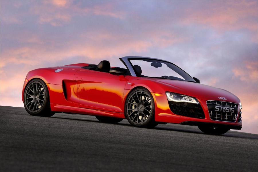 2011 Audi R8 V10 Spyder Extreme Edition by STaSIS Engineering