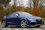 Audi TT RS Coupe 2011 года