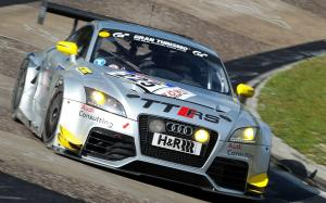 Audi TT RS Coupe Race Car 2011 года