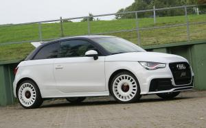 Audi A1 Quattro by ABT 2012 года