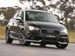Audi A1 TFSI Competition Kit 2012 года