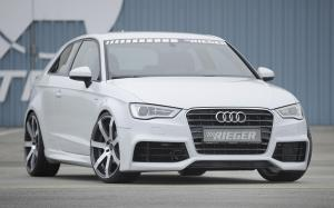 Audi A3 by Rieger 2012 года