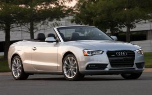 Audi A5 Cabriolet 2.0T 2012 года (NA)