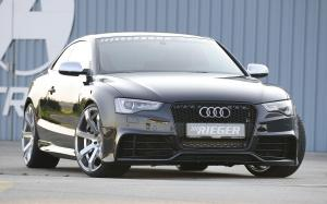 Audi A5 S-Line Coupe by Rieger 2012 года