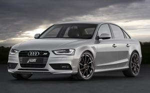 Audi AS4 Sedan by ABT 2012 года