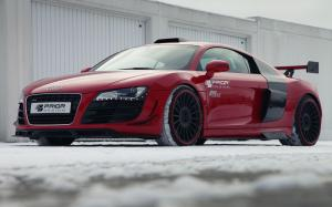 Audi R8 PD GT650 by Prior Design 2012 года