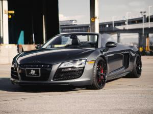 Audi R8 Spyder Project Speed Walker by SR Auto Group 2012 года