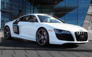 Audi R8 V10 Exclusive Selection Edition 2012 года