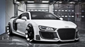 Audi R8 V10 by Regula Tuning 2012 года