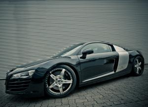 Audi R8 by Graf Weckerle 2012 года