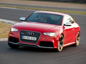 Audi RS5 Coupe 2012 года