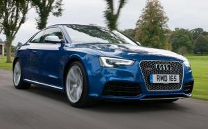 Audi RS5 Coupe 2012 года (UK)